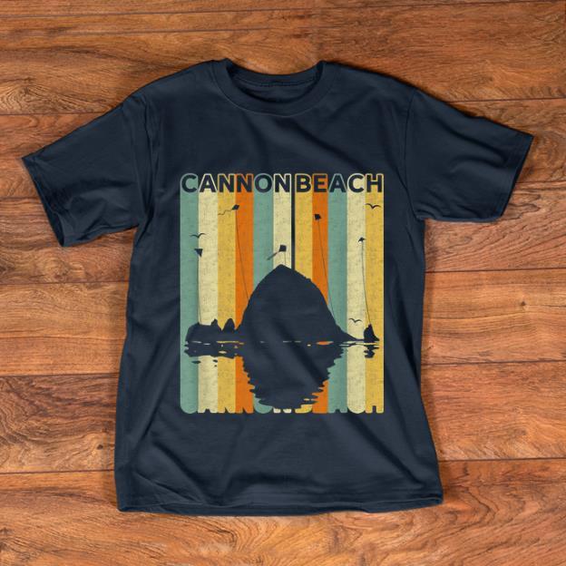 Nice Vintage Cannon Beach shirt