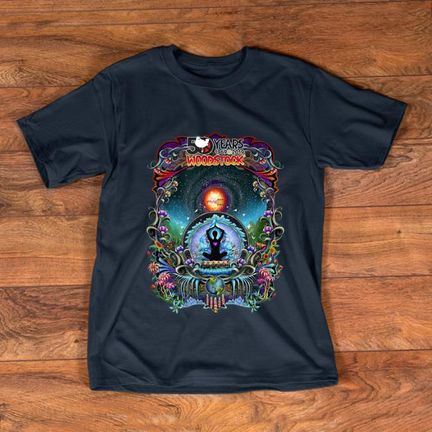 Nice Woodstock 50 Years 1969-2019 Not Fade Away shirt