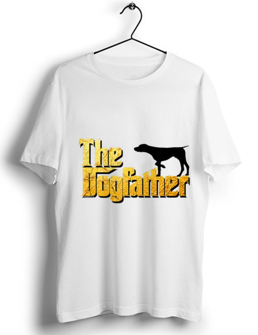 Official German Wirehaired The Dogfather shirt 1 - Official German Wirehaired The Dogfather shirt