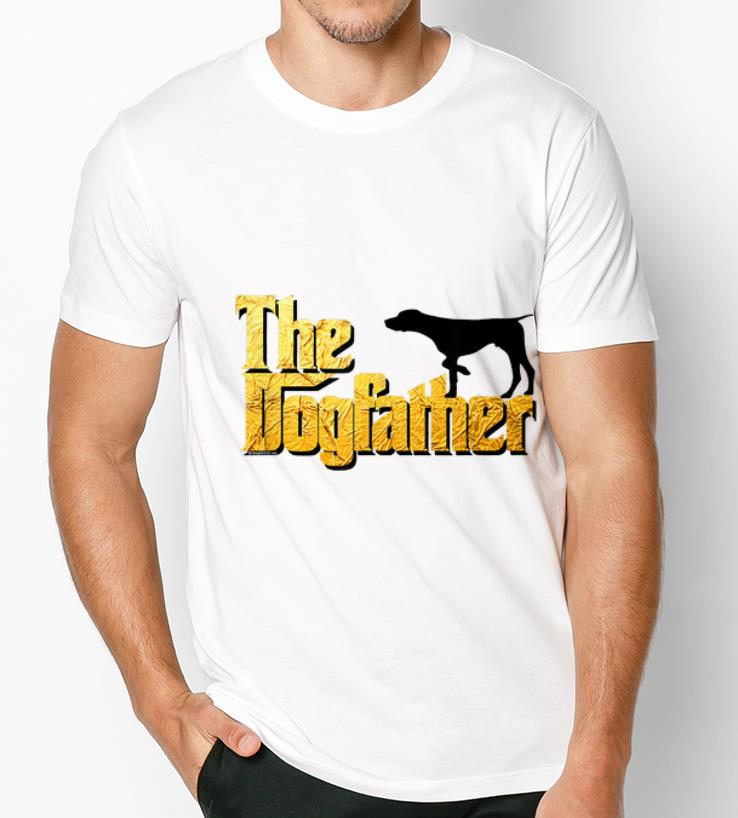 Official German Wirehaired The Dogfather shirt