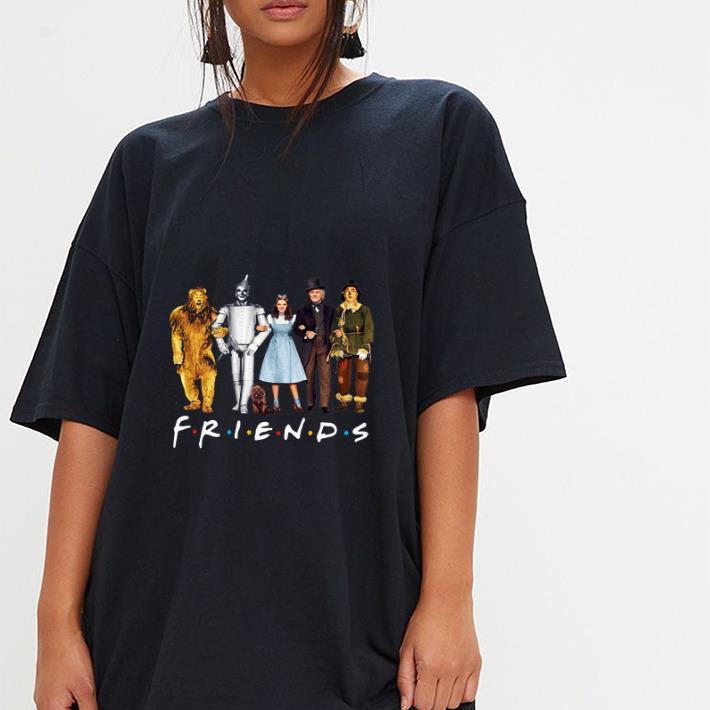 Premium Friends Tv Series The Wizard Of Oz Shirt 3 1.jpg