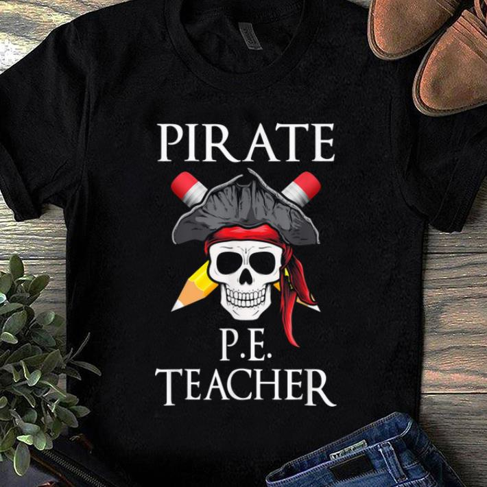 Pretty P.e. Teacher Halloween Party Costume Gift shirt