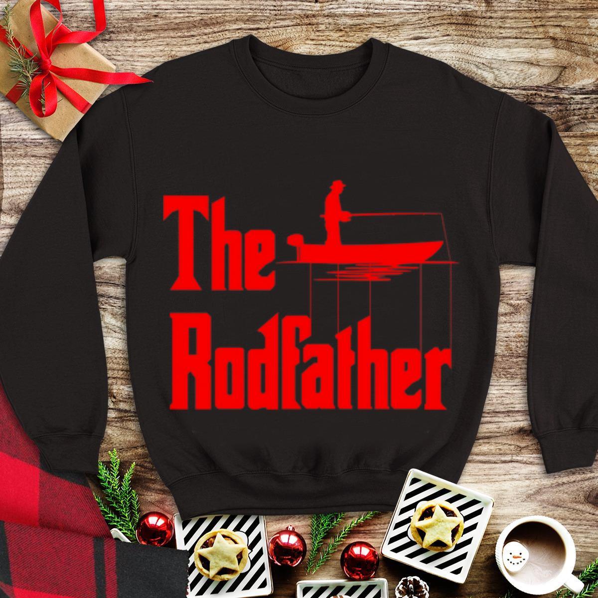 The Rodfather Fisherman shirt 1 - The Rodfather Fisherman shirt