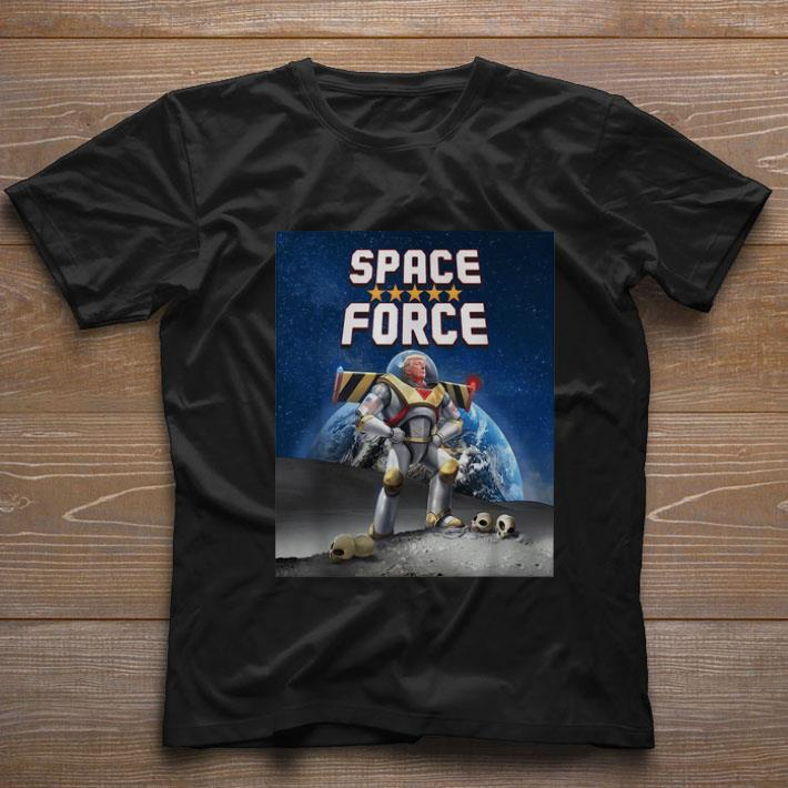 Top Donald Trump Space Force Buzz Lightyear shirt