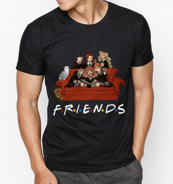 Awesome Friends Harry Potter shirt