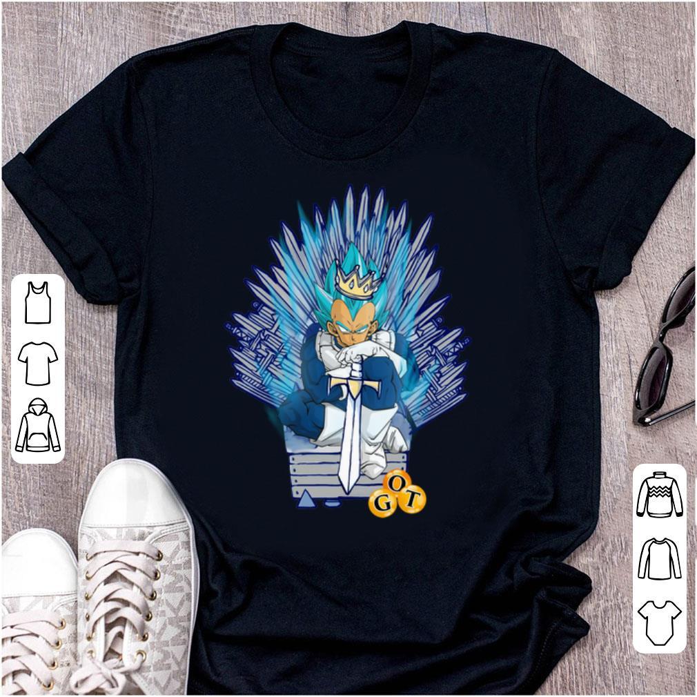 Gnome In Garden: Funny Game Of Thrones Vegeta GOT Shirt, Hoodie, Sweater