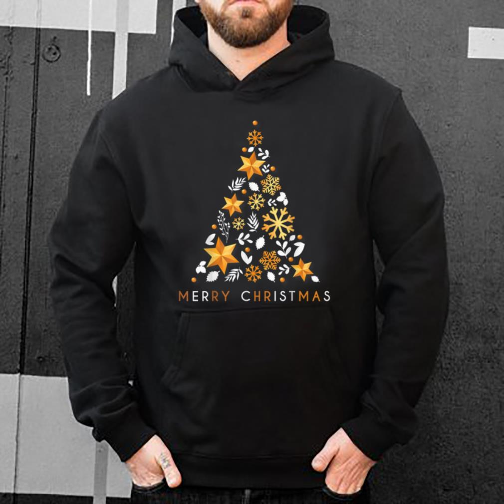Hot Merry Christmas Gifts Tree Xmas Family Holidays Gift Tee shirt