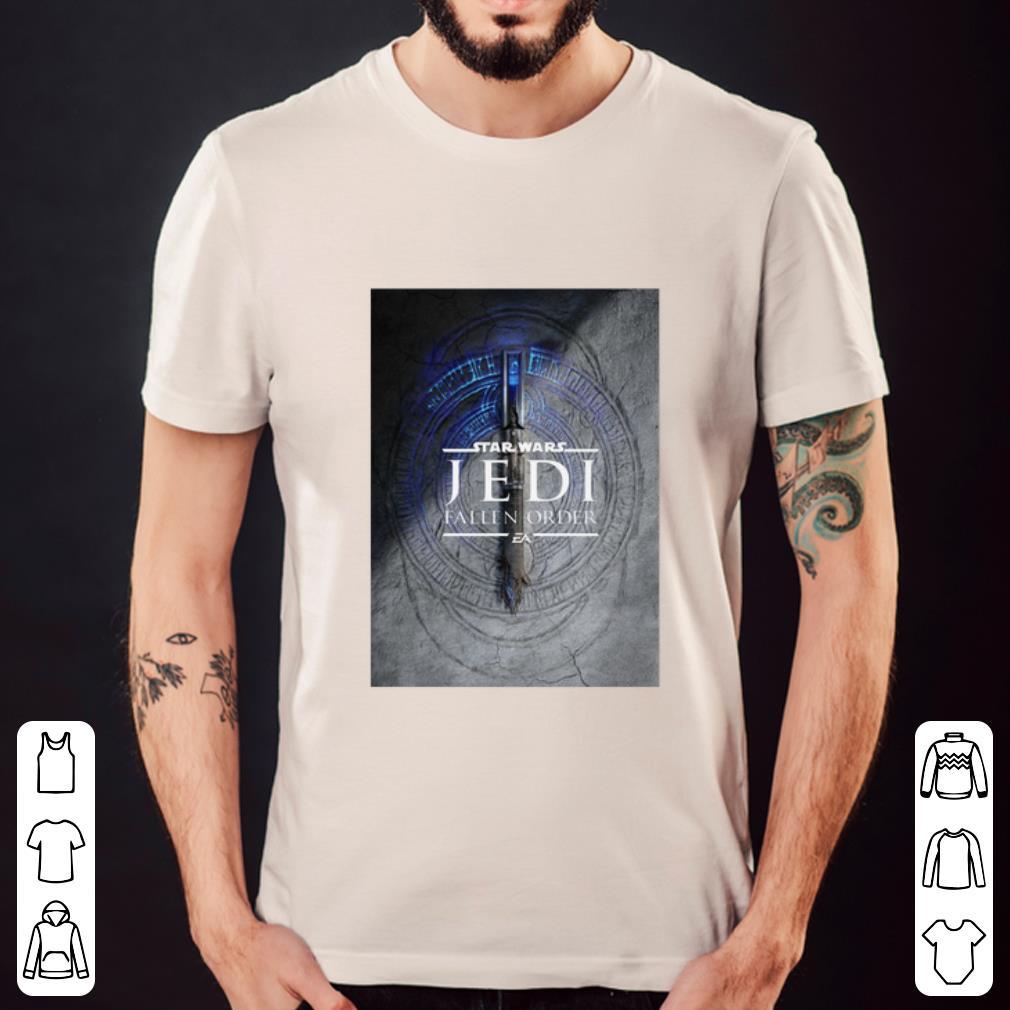 Nice Jedi Fallen Orther lightsabers Star Wars shirt