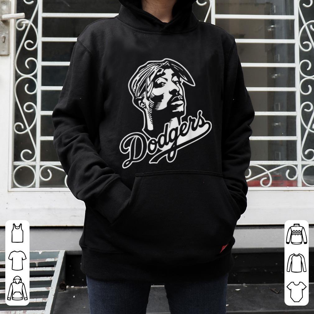 Official Baseball Dodgers Tupac Shakur Los Angeles shirt 4 - Official Baseball Dodgers Tupac Shakur Los Angeles shirt