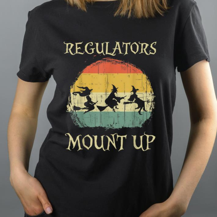 Regulators Mount Up Vintage T Shirt Learn vocabulary, terms and more with flashcards, games and other study tools. kaffee fleck