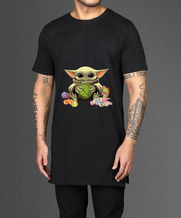 Hot Baby Yoda Hug Wool Rolls Shirt 2 1.jpg