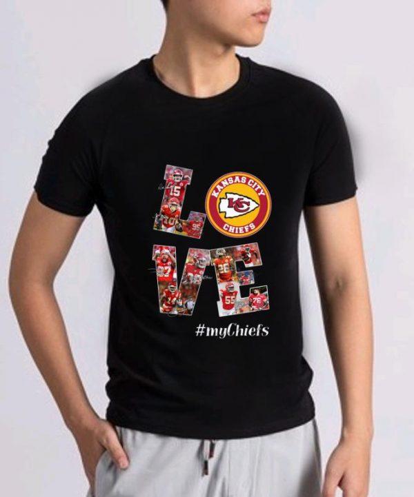 Hot Love Kansas City Chiefs shirt