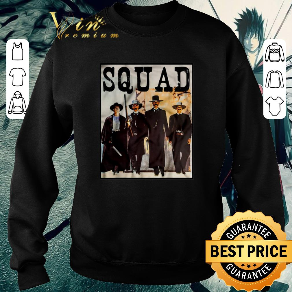 Top Squad Tombstone Justice Is Coming shirt
