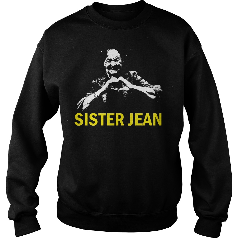 Basketball Loyola Chicago Sister Jean Sweater