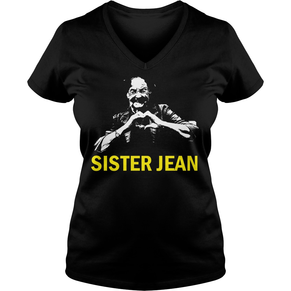 Basketball Loyola Chicago Sister Jean V Neck