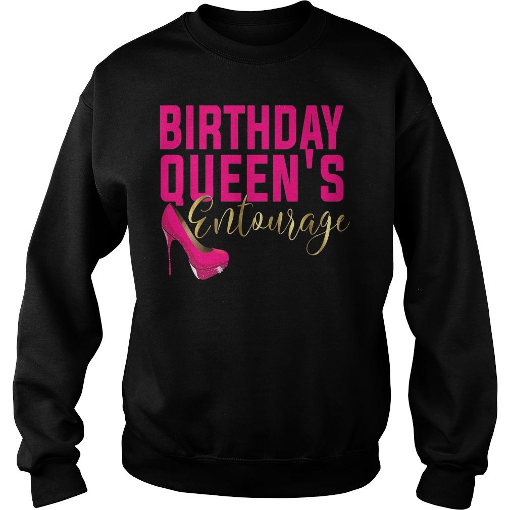Birthday Queens Entourage Sweater