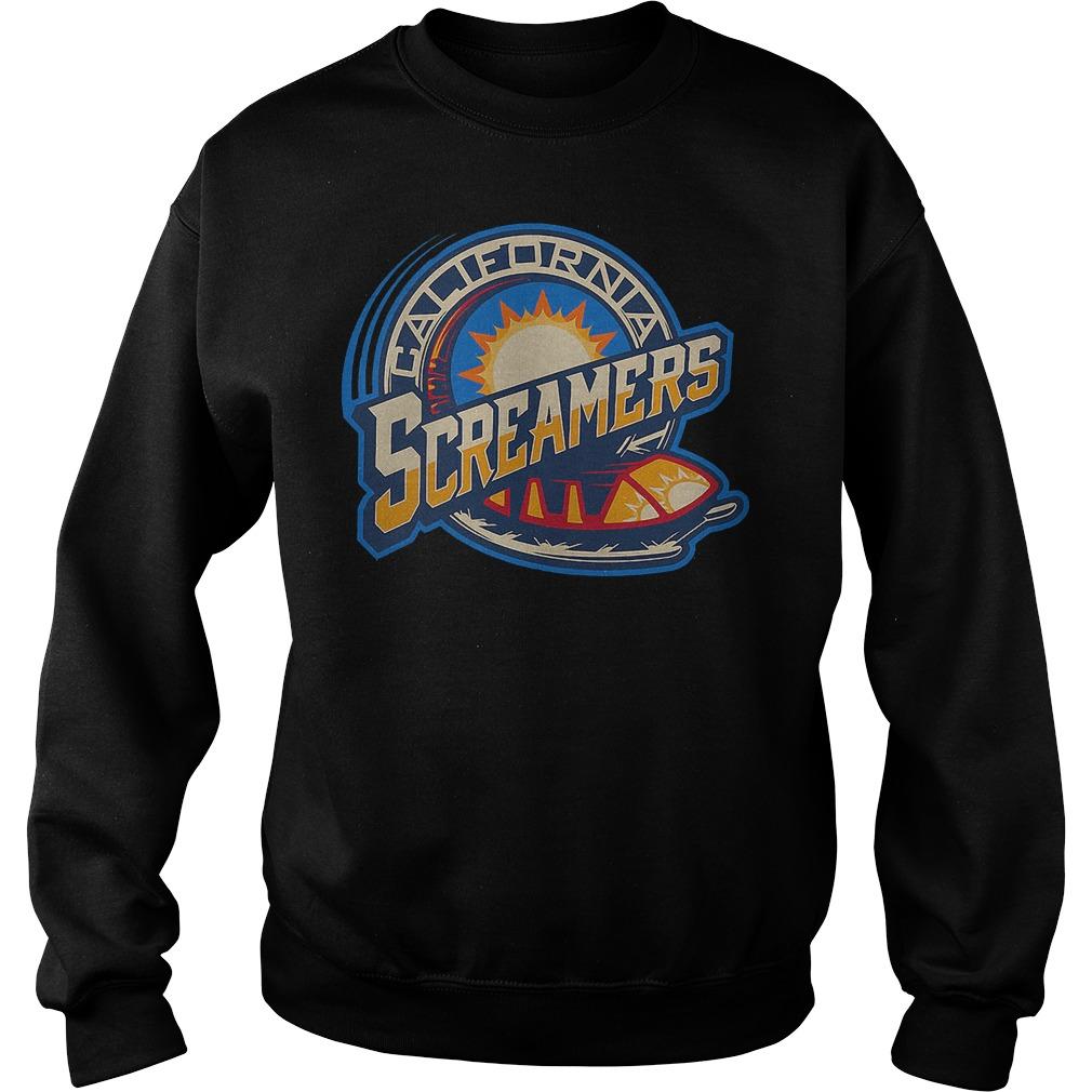 Disneyland California Screamers Sweater