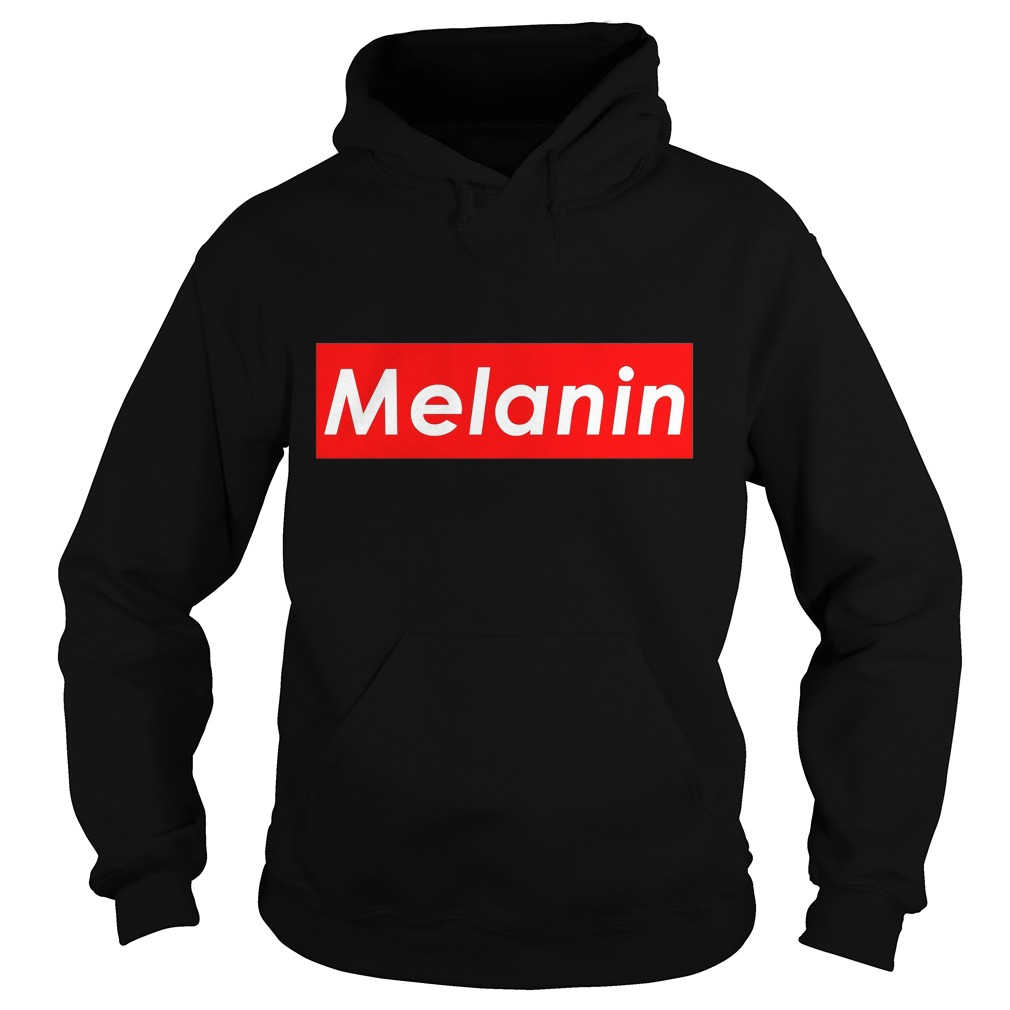 Melanin Strong Pride Hoodie