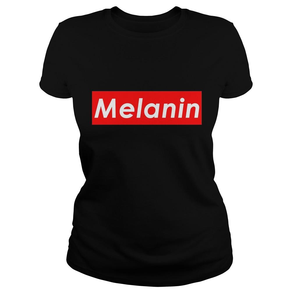 Melanin Strong Pride Ladies