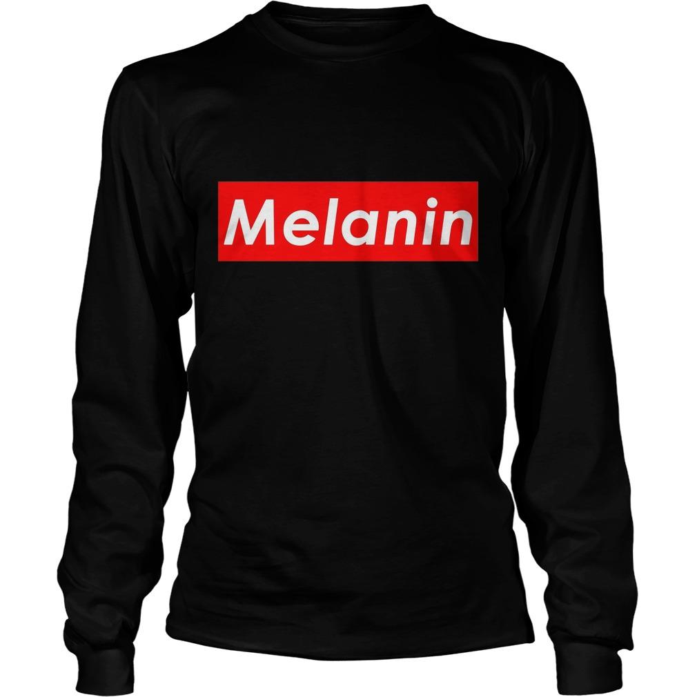 Melanin Strong Pride Longsleeve