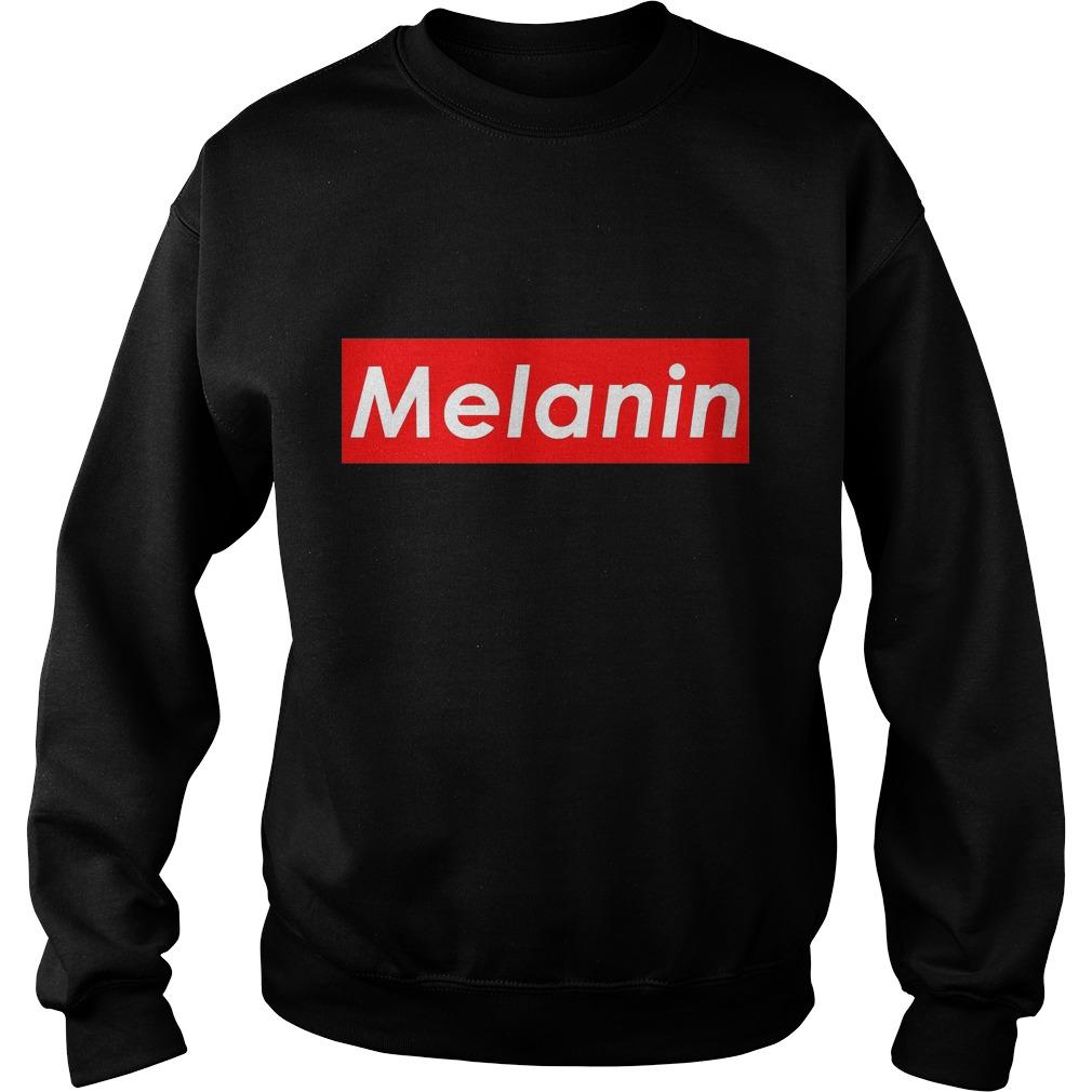 Melanin Strong Pride Sweater