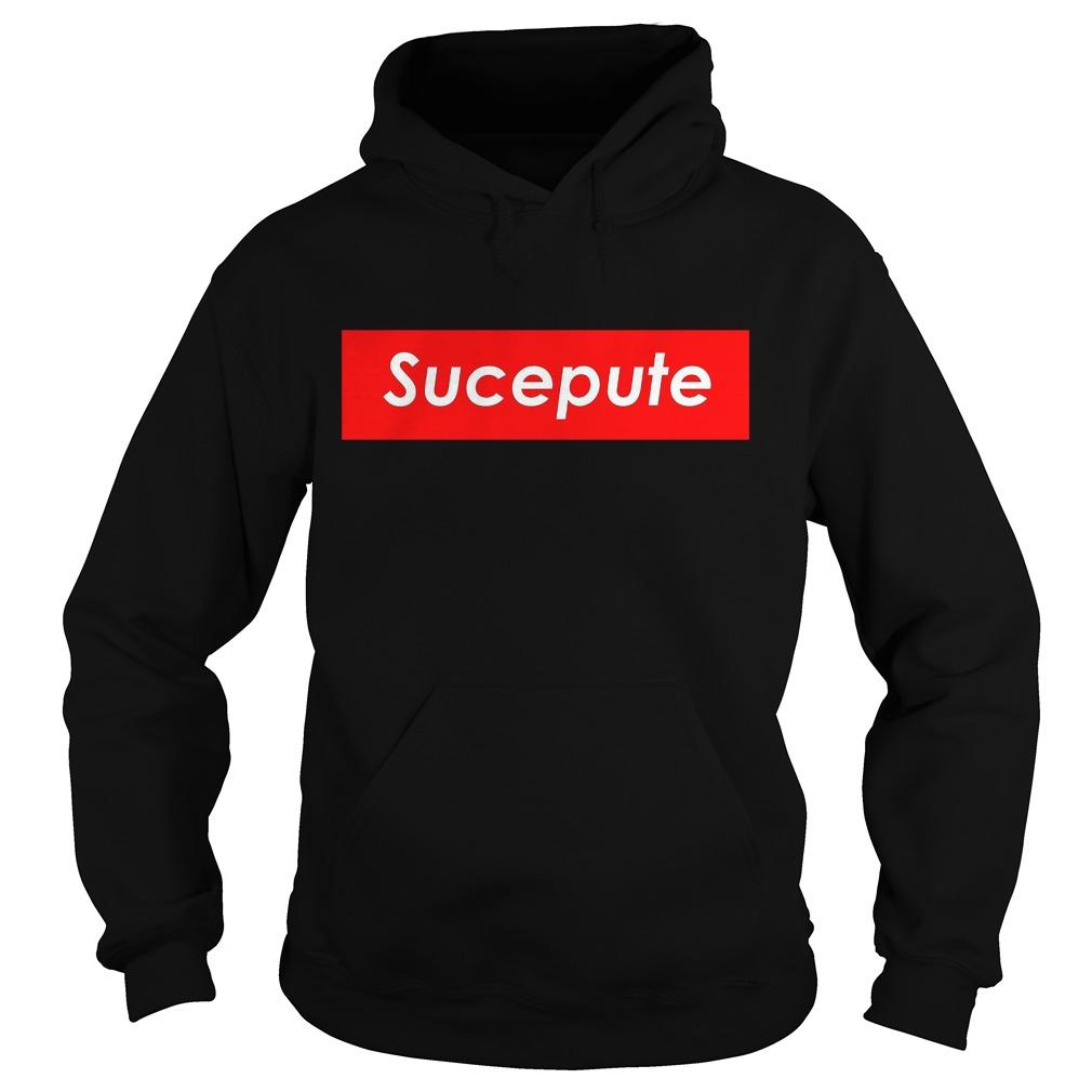 Official Supreme Sucepute Hoodie