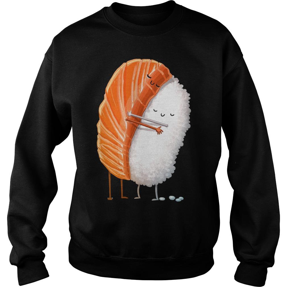 Sushi Hug Sweater