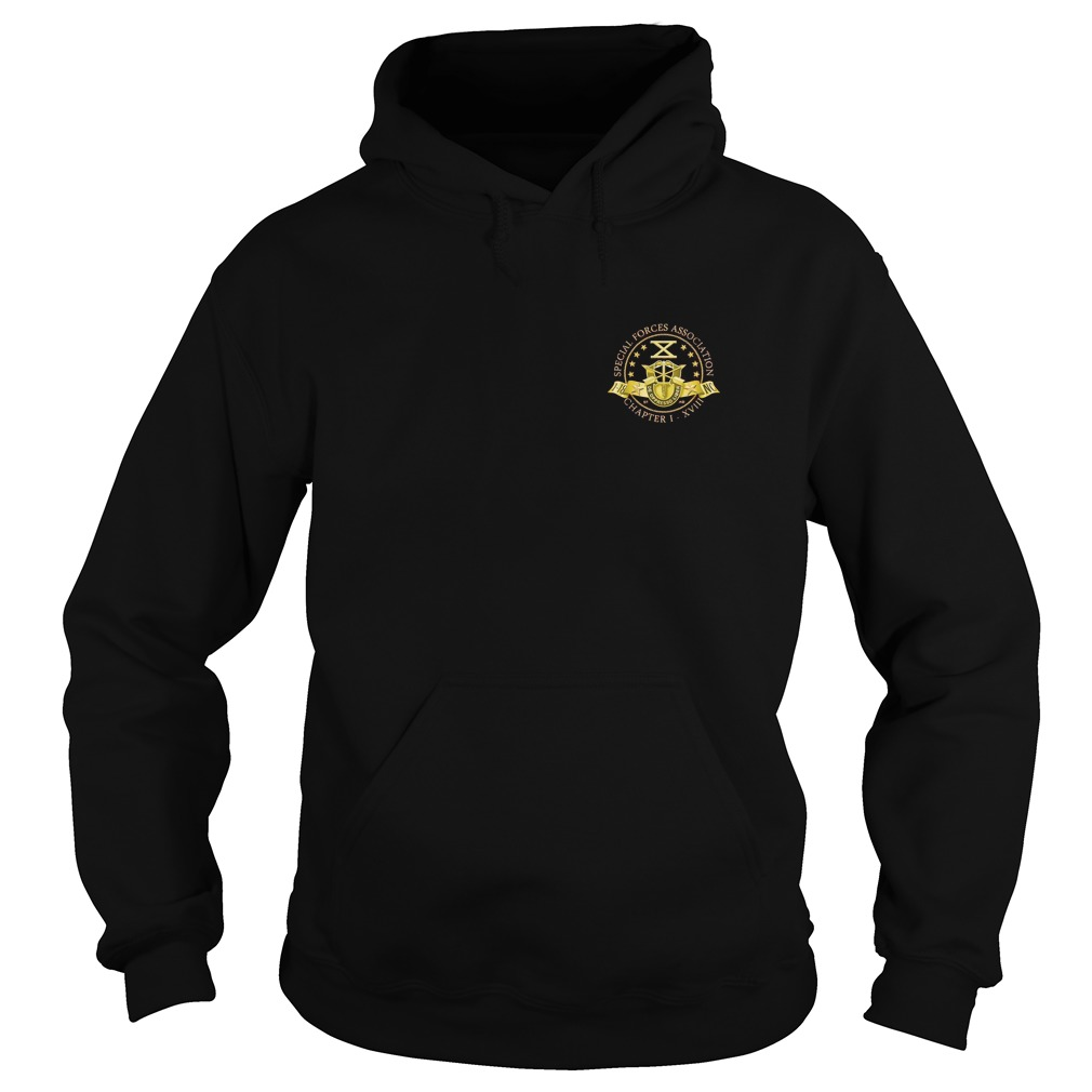 The Original Sfa Chapter 118 Golden Seal Hoodie