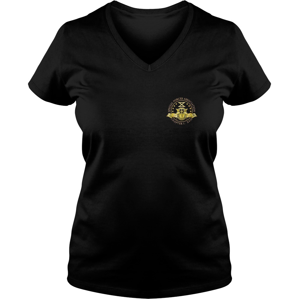 The Original Sfa Chapter 118 Golden Seal V Neck