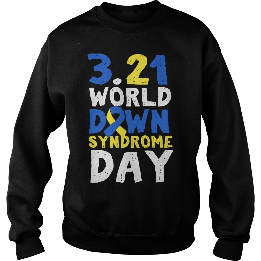 World Down Syndrome Day March 21 Sweater