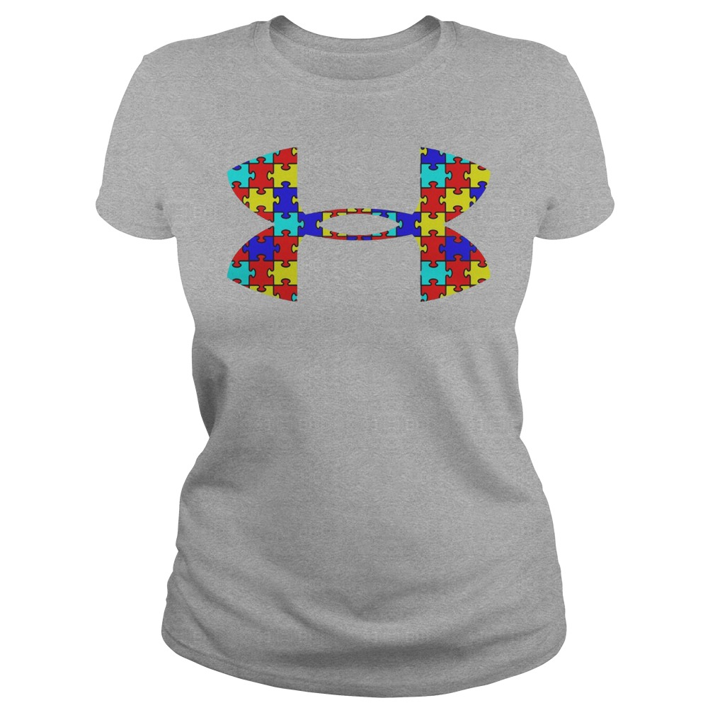 Autism Under Armour Ladies