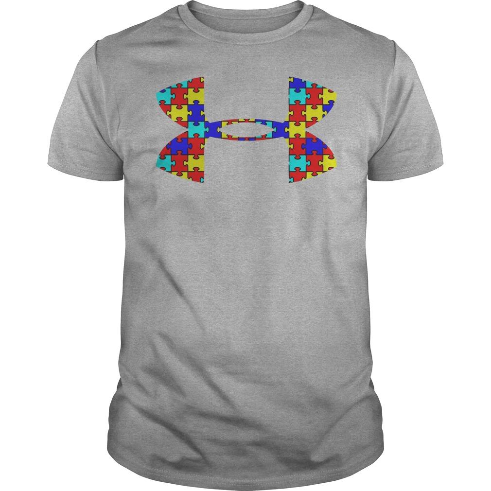 Autism Under Armour Shirt
