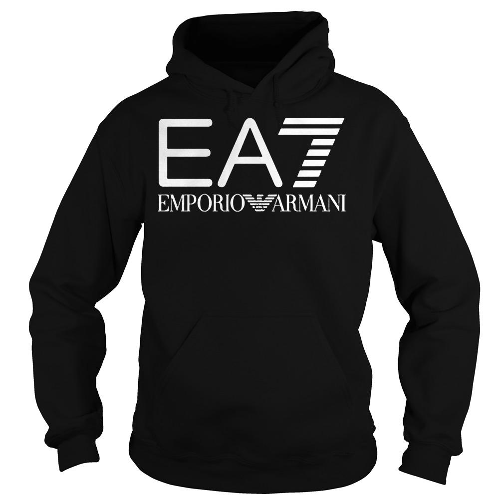 Emporio Armani Ea7 Hoodie