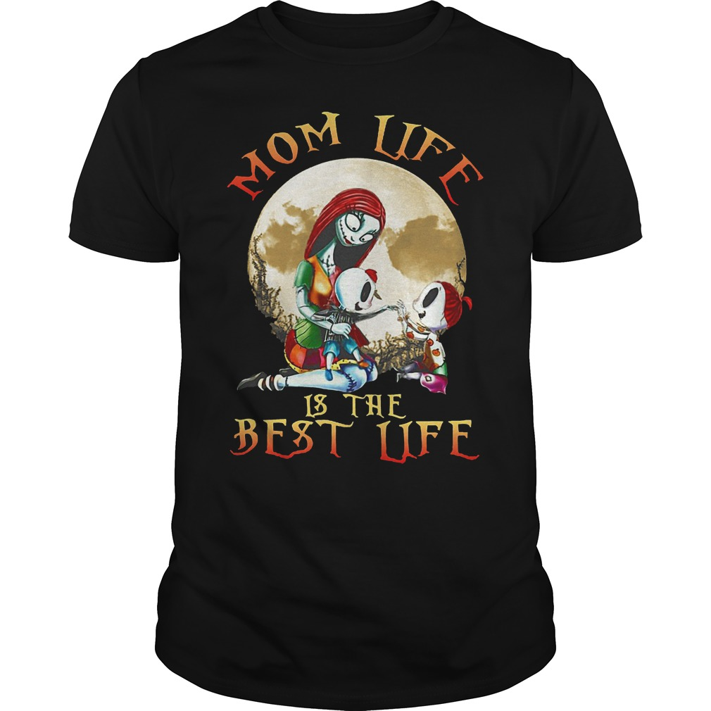 Silly Mom Life Is The Best Life Shirt