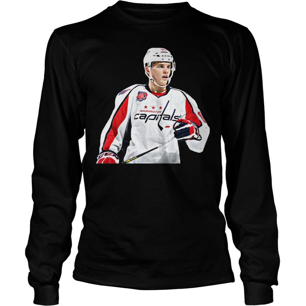 Andre Burakovsky Washington Capitals Stanley Cup 2018 Longsleeve