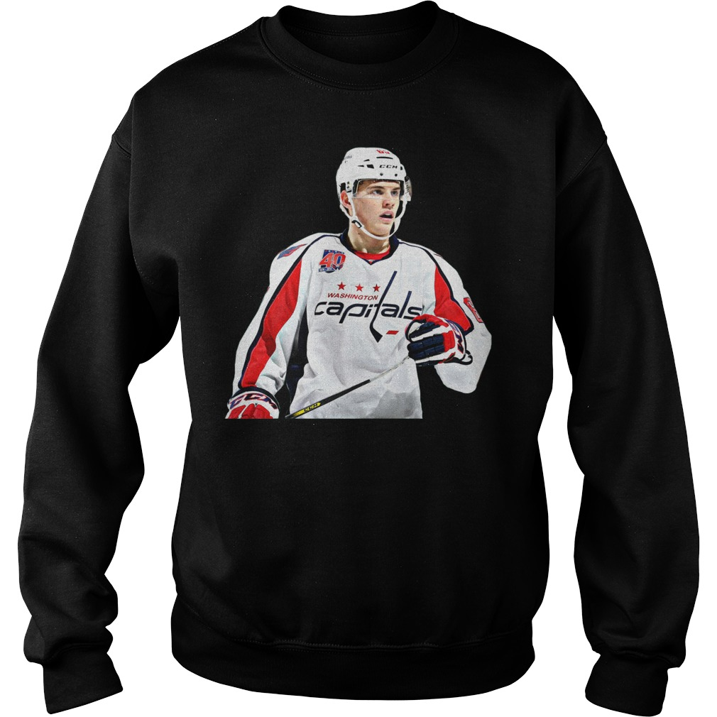 Andre Burakovsky Washington Capitals Stanley Cup 2018 Sweater