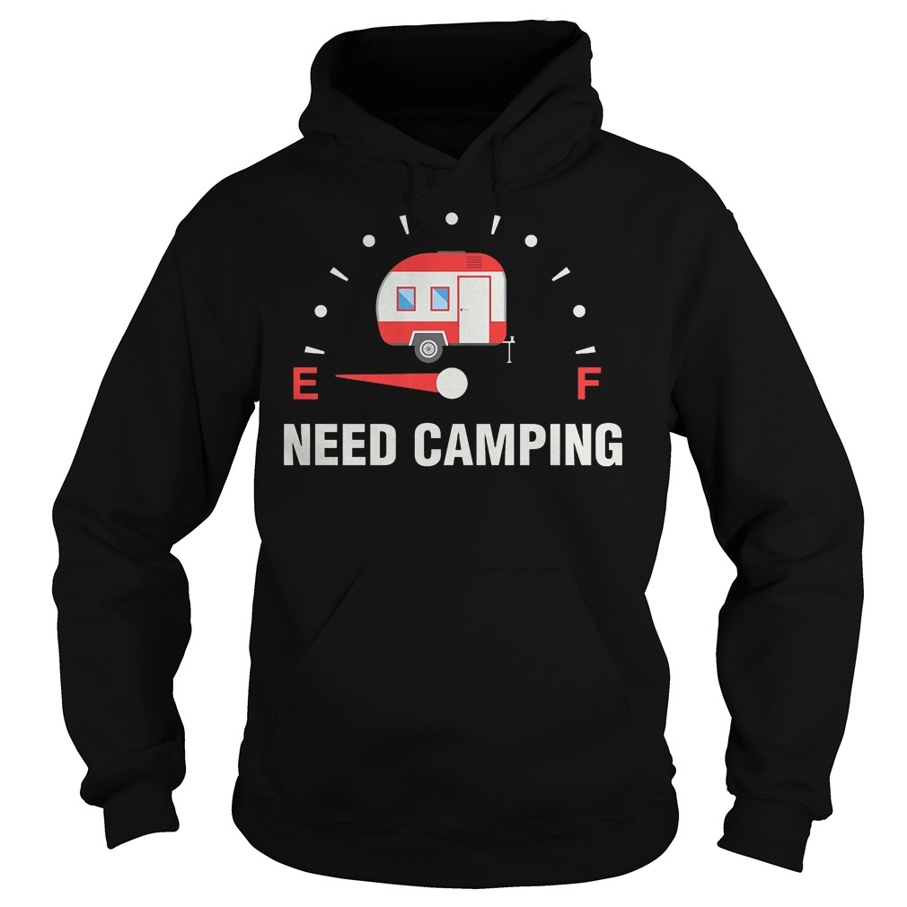 Compass Need Camping Hoodie