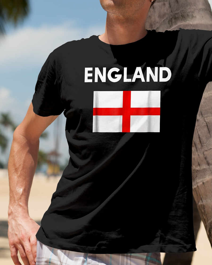 England The Lions Russia 2018 T Shirt