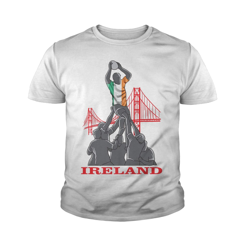 Ireland Rugby Sevens 2018 Champions T-Shirt Youth Tee
