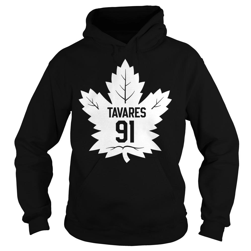 Maple Leafs Logo T-Shirt Hoodie