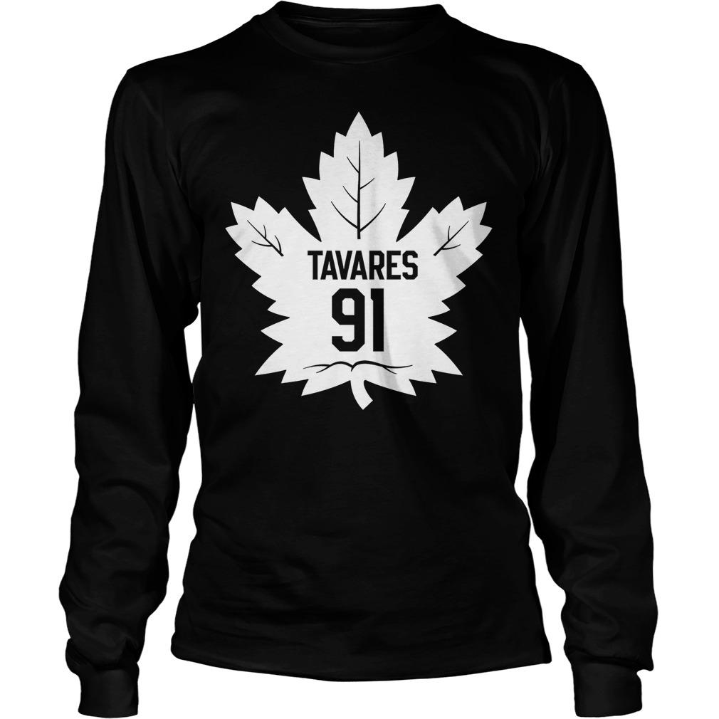 Maple Leafs Logo T-Shirt Longsleeve Tee Unisex