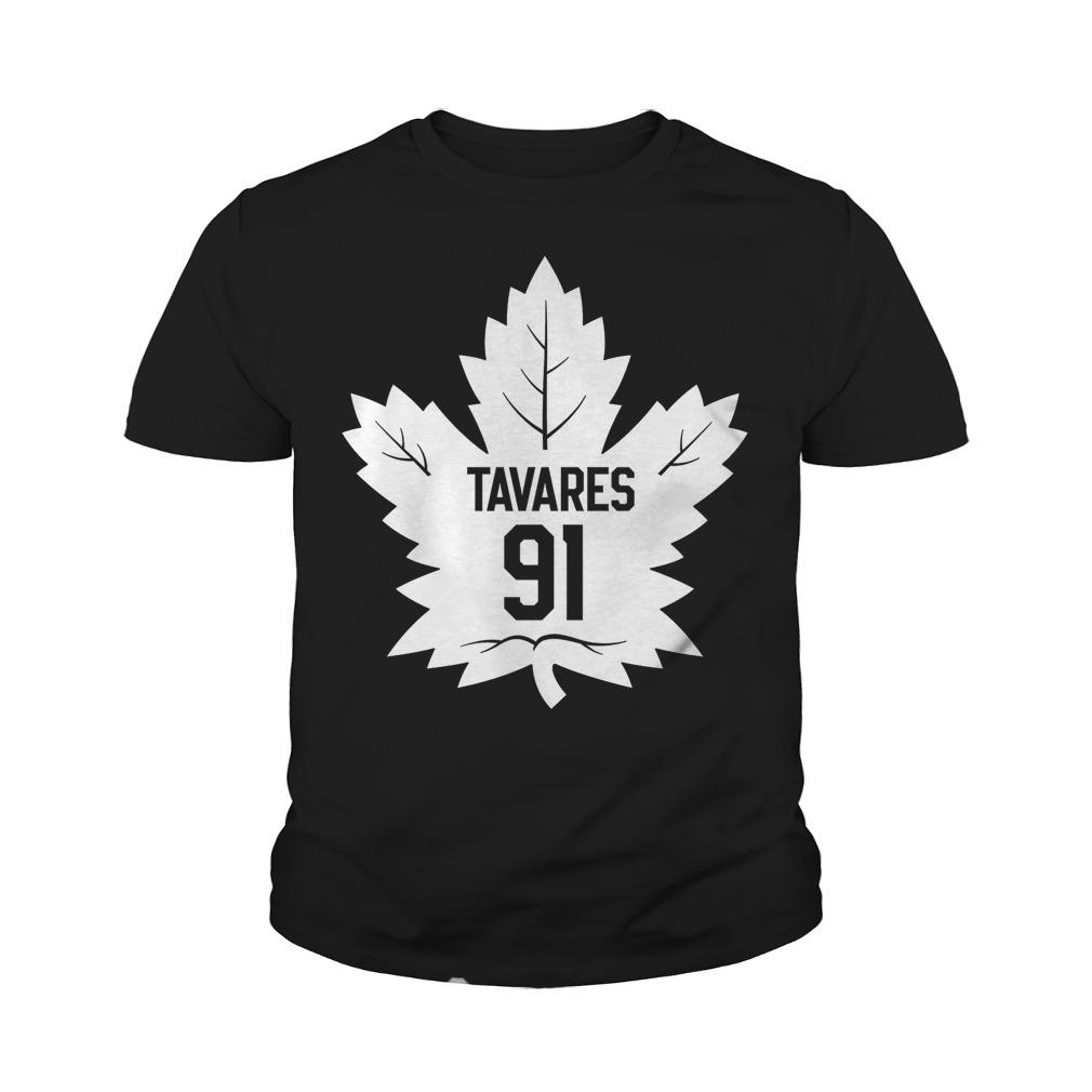 Maple Leafs Logo T-Shirt Youth Tee
