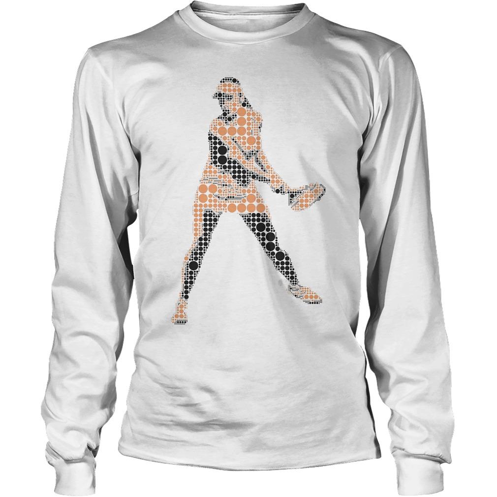 Tennis Player Wimbledon T-Shirt Unisex Longsleeve Tee