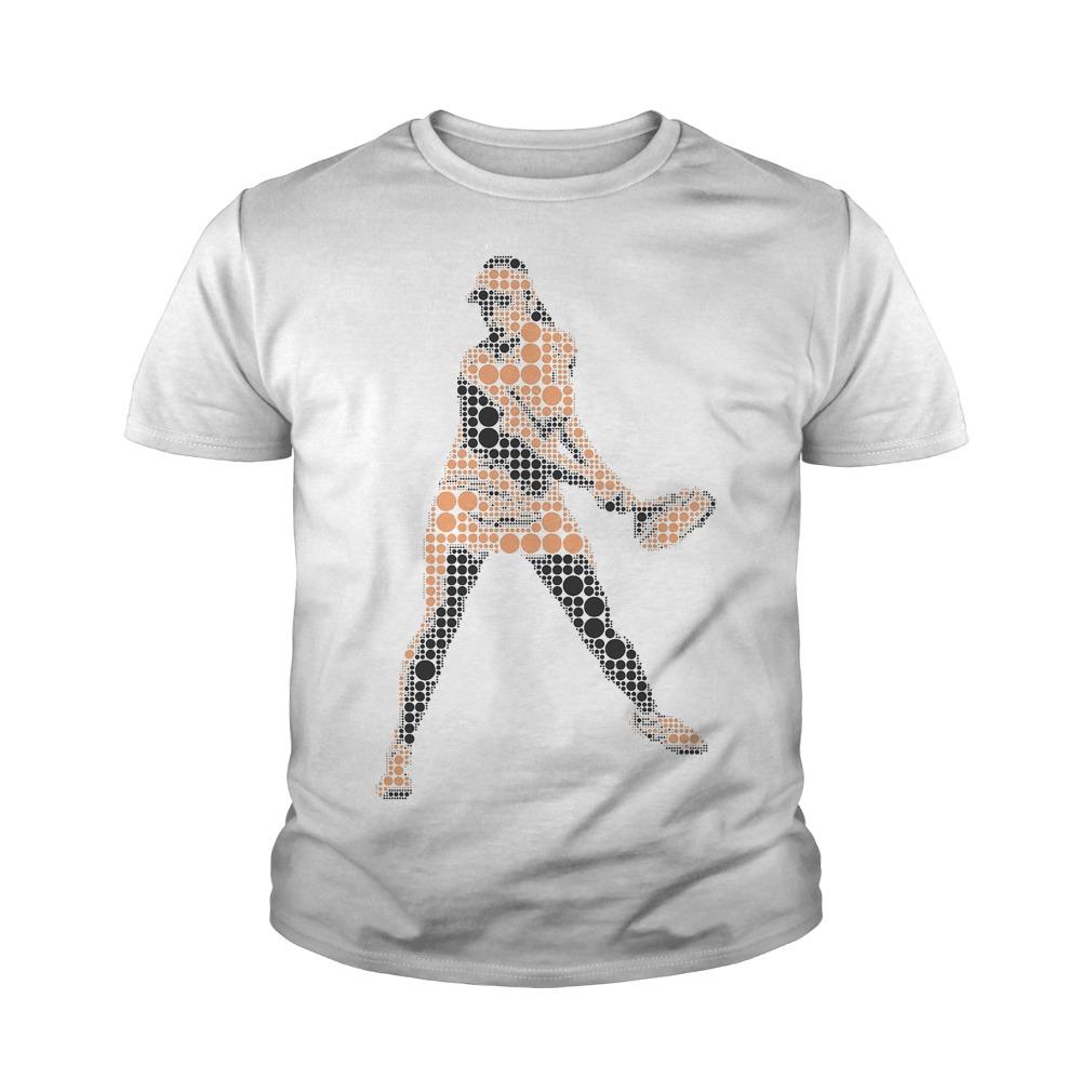 Tennis Player Wimbledon T-Shirt Youth Tee