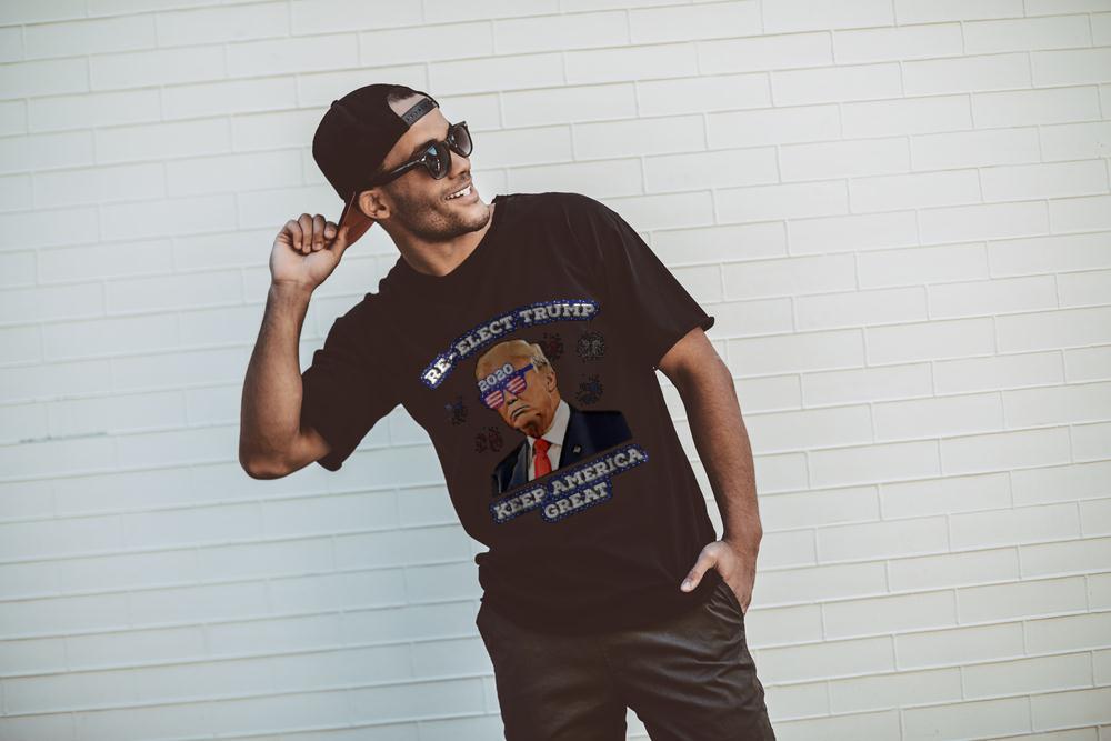 Trump Keep America Great T Shirt
