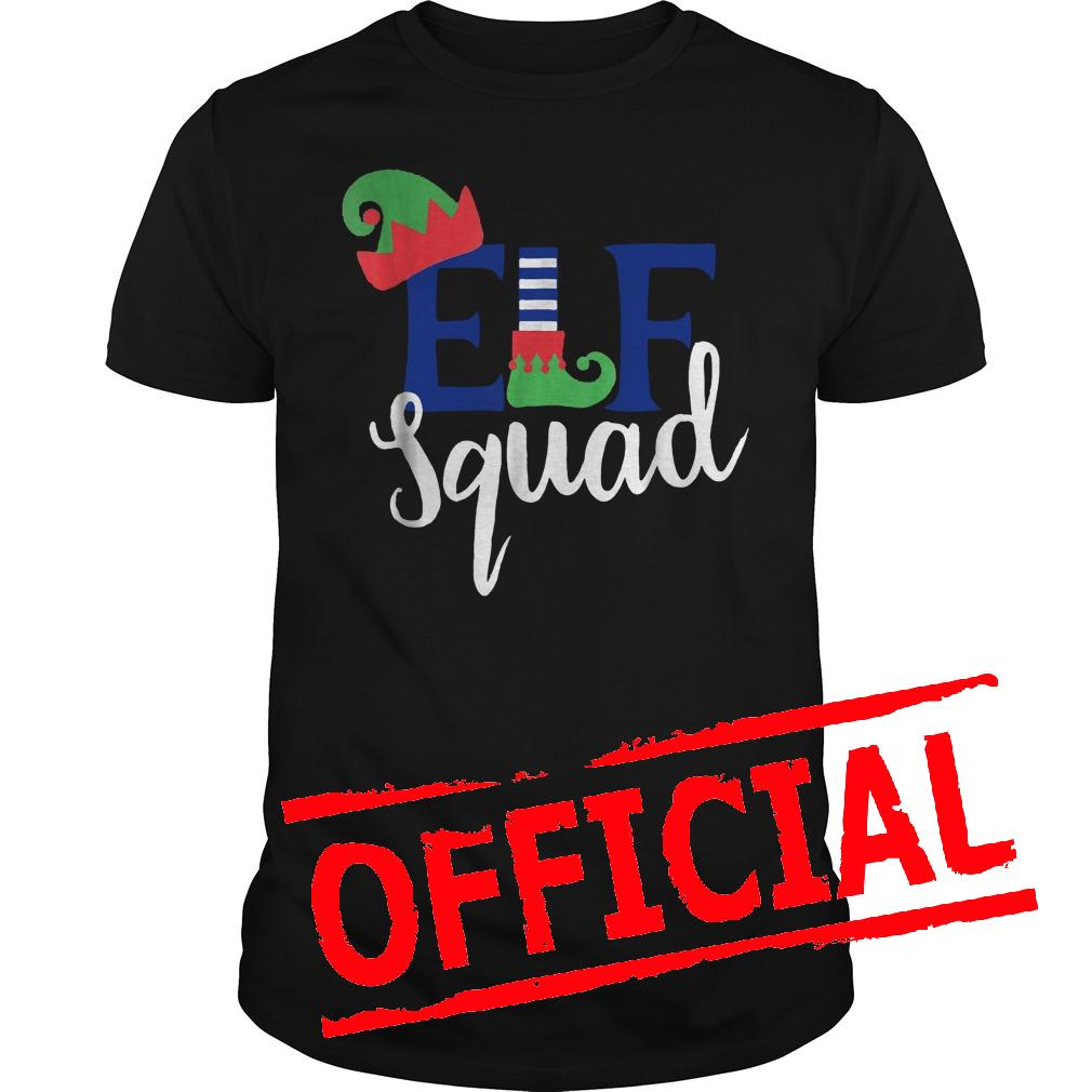 Best Price Family Christmas ELF Squad shirt