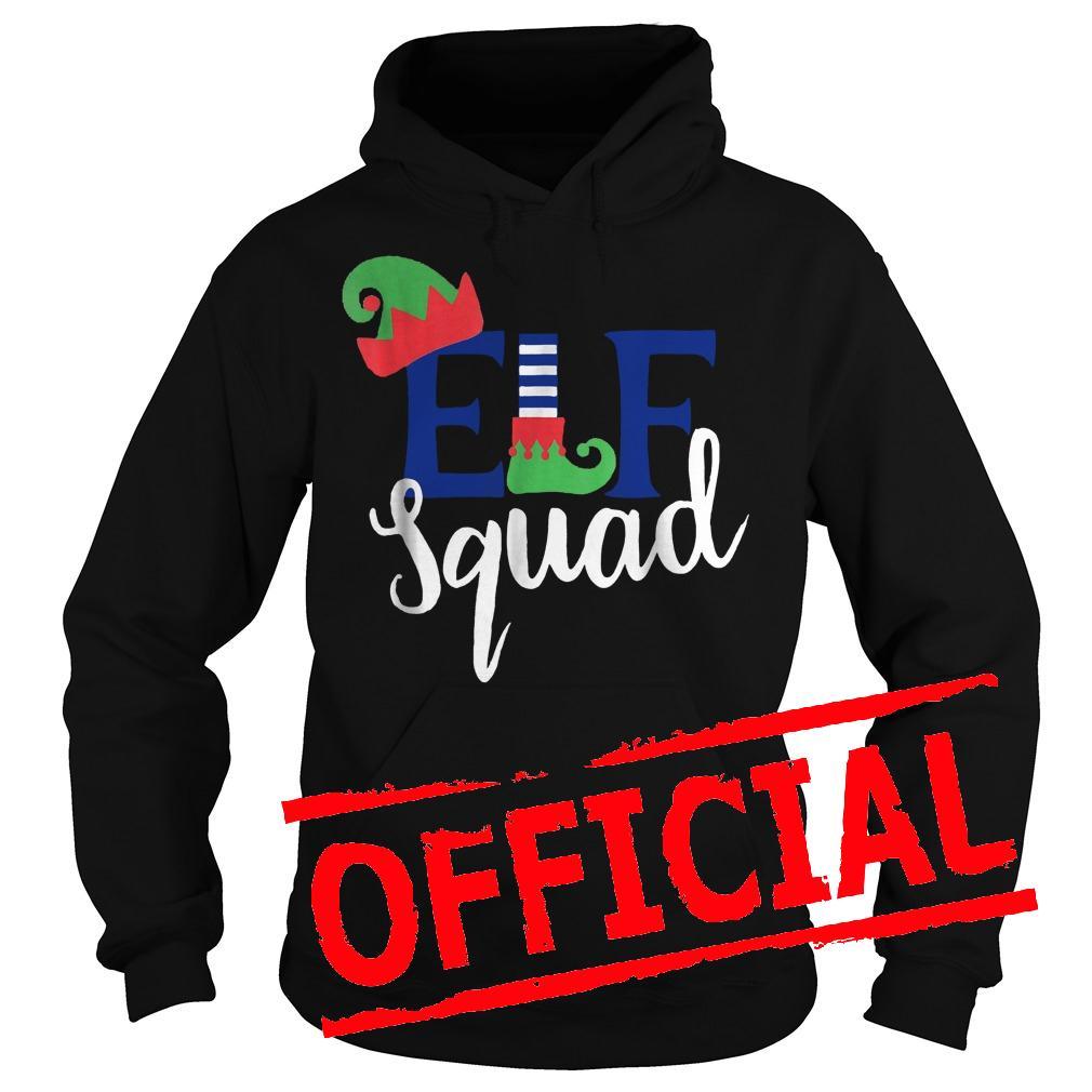 Best Price Family Christmas ELF Squad shirt Hoodie