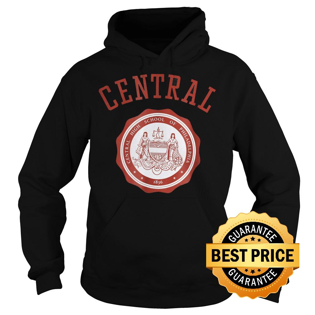 Official Central High School of Philadelphia shirt Hoodie