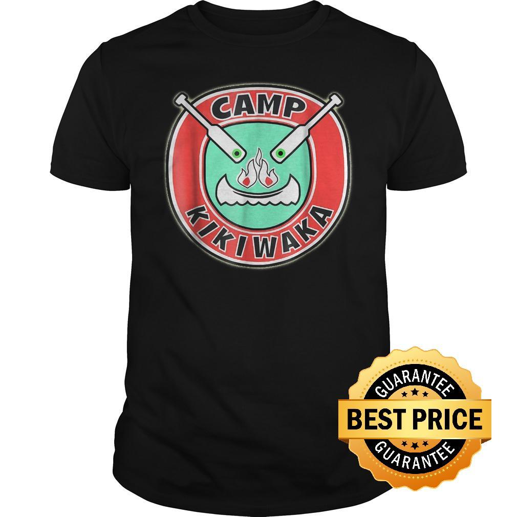 Original Camp Fire Kikiwaka shirt