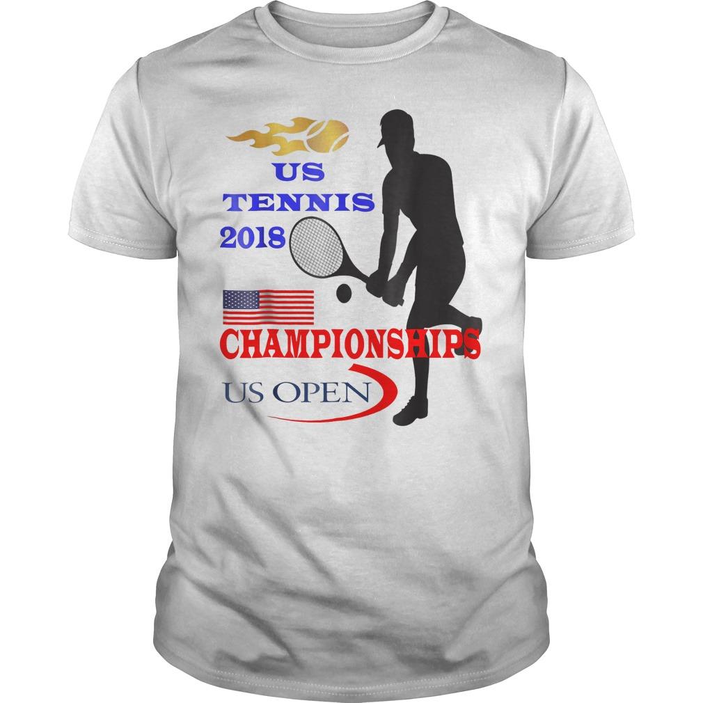 US Tennis 2018 Championships Us open Shirt